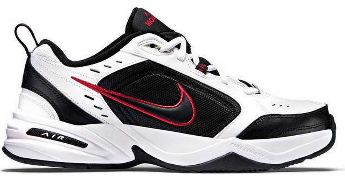 online retailer 61127 92d86 Nike Air Monarch IV - Black White - Hitta bästa pris, recensioner och  produktinfo - PriceRunner