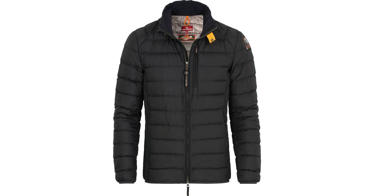 8b263fff593 Parajumpers Ugo Super Lightweight Jacket Black - Sammenlign priser hos  PriceRunner