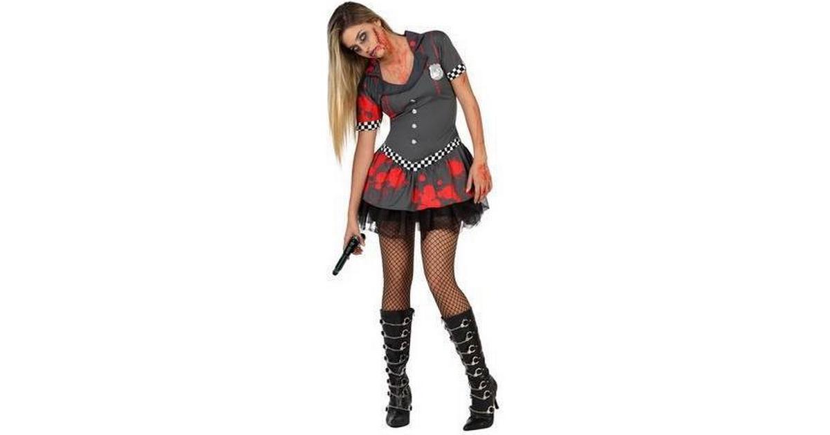 Th3 Party Maskeraddrakt Vuxna Zombie Polis - Hitta bästa pris ... d5caa6799369e
