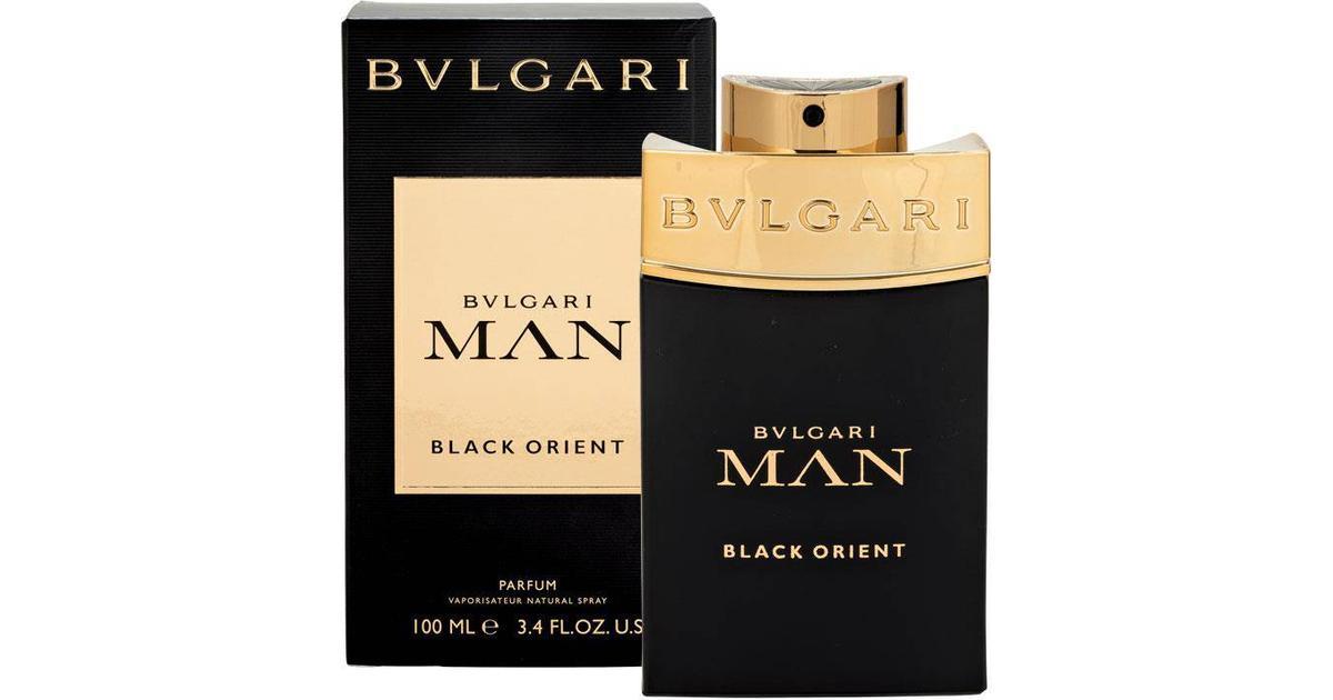 59028c812a5 Bvlgari Man Black Orient EdP 100ml - Compare Prices - PriceRunner UK