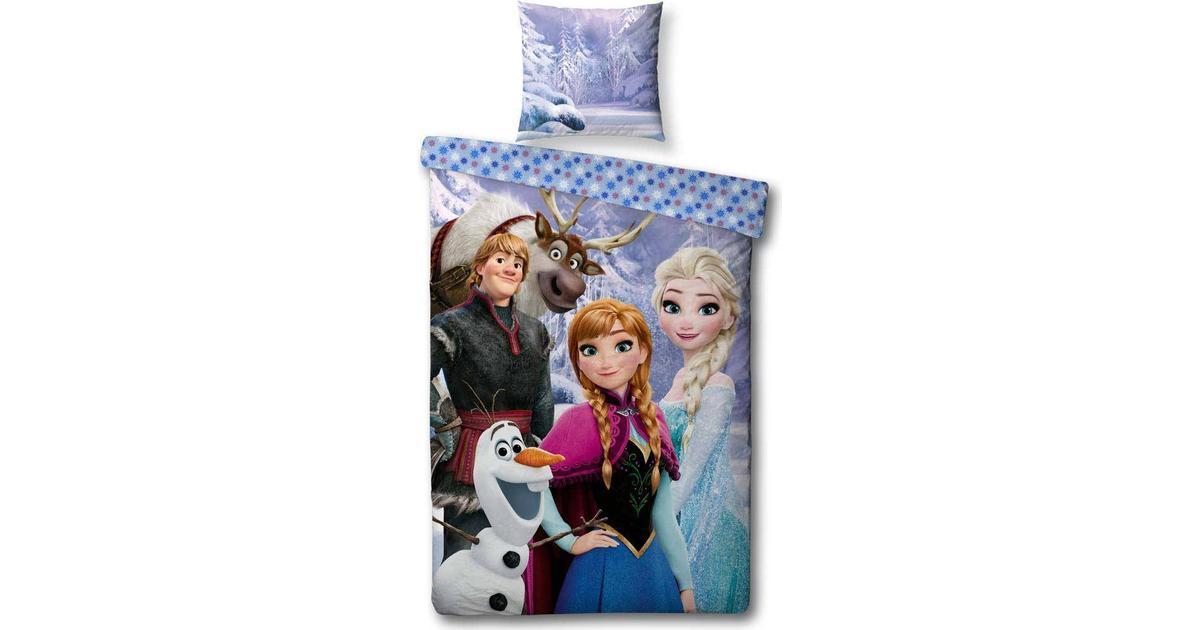 fd3f2872fd1 Disney Frozen Sengetøj (140x200cm) - Sammenlign priser hos PriceRunner