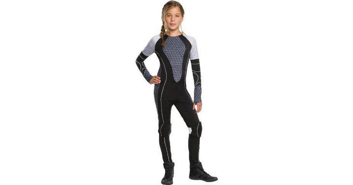 Rubies Katniss The Games Costume - Hitta bästa pris 9a2b25d3bd728