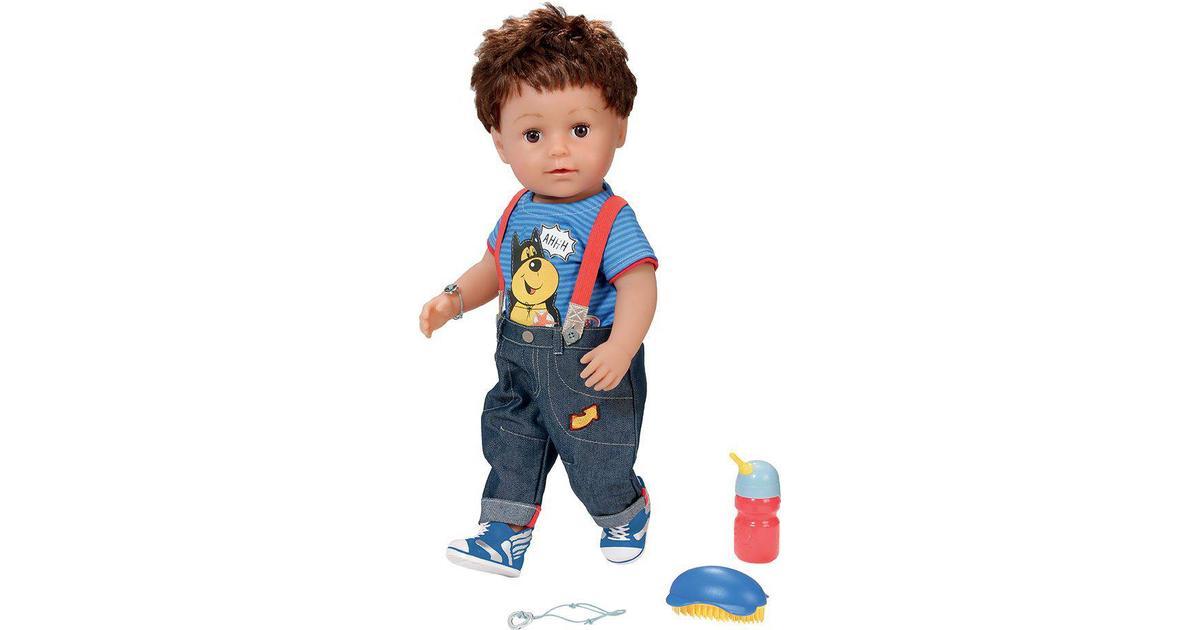 53969204934 Zapf Baby Born Brother - Sammenlign priser hos PriceRunner