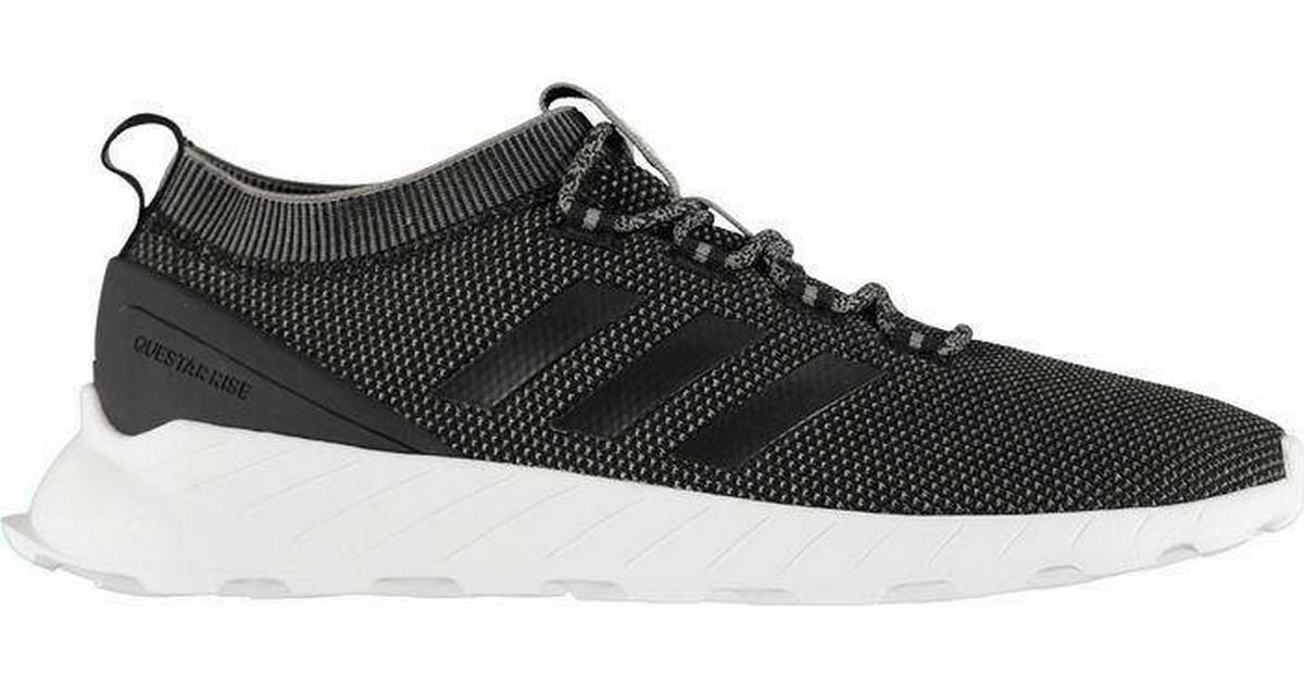 uk availability ab3be 415b8 Adidas Questar Rise - Black - Hitta bästa pris, recensioner och produktinfo  - PriceRunner