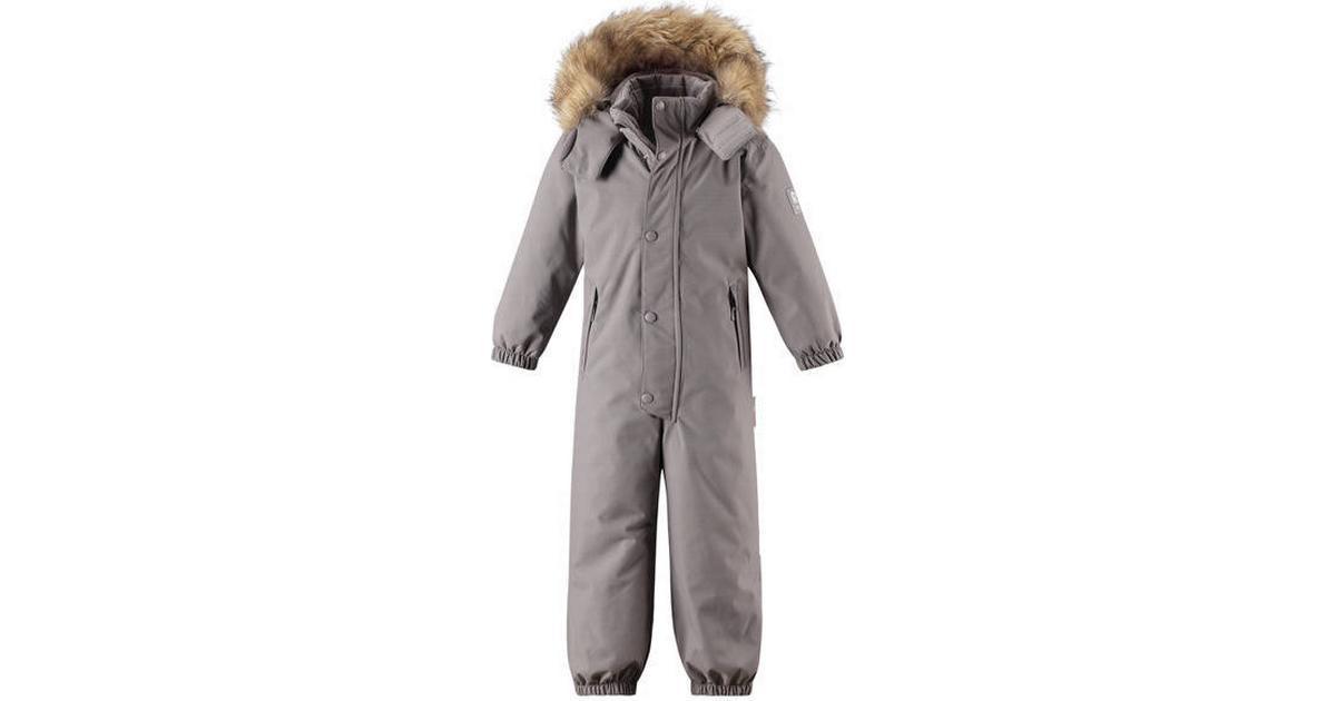 af4960f250d Reima Stavanger Overall Winter - Soft Grey (520237-9370) - Sammenlign  priser hos PriceRunner