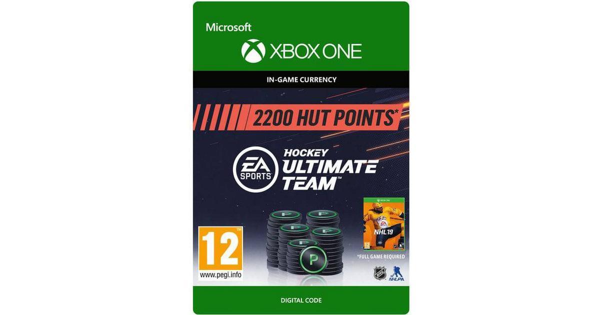 39640efb5 Electronic Arts NHL 19 - 2200 Points - Xbox One - Sammenlign priser hos  PriceRunner