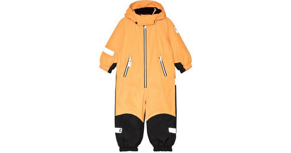 d9abe3aee3c Reima Kiddo Winter Overall Finn - Mango (520225A-2440) - Sammenlign priser  hos PriceRunner