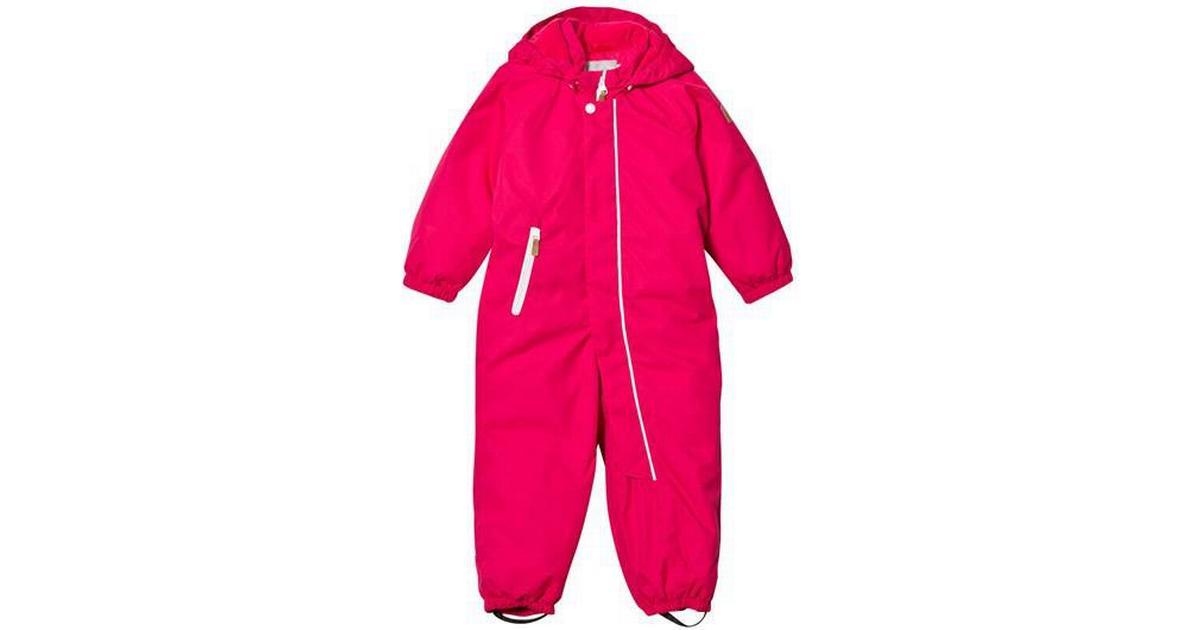 2b4bd5b00a0 Reima Puhuri Winter Overall - Cranberry Pink (510306-3600) - Sammenlign  priser hos PriceRunner