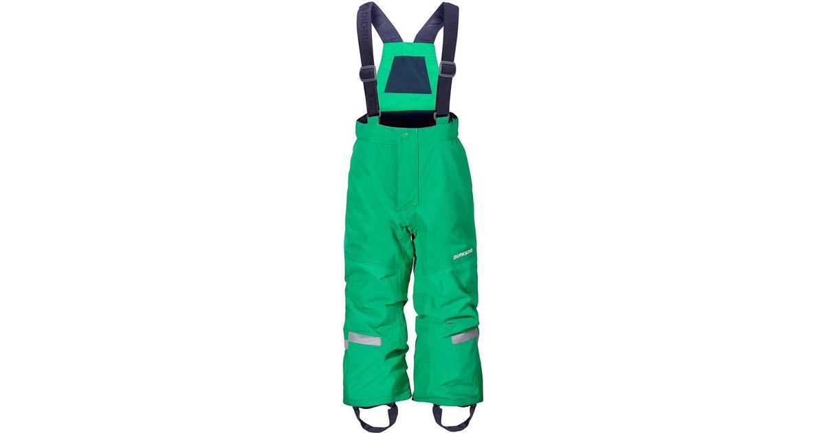 4aabd276 Didriksons Idre Kid's Pants - Bright Green (501852-019) - Sammenlign priser  hos PriceRunner