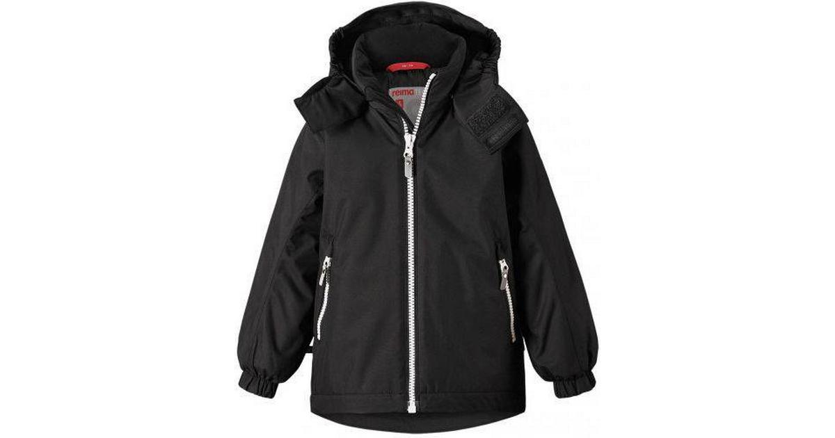 ddbca26f Reima Reili Winter Jacket - Black (521557A-9990) - Sammenlign priser hos  PriceRunner