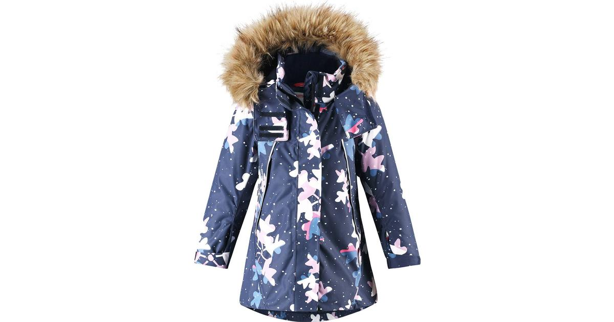 7a3cc0dc Reima Muhvi Winter Jacket - Navy (521562-6989) - Sammenlign priser hos  PriceRunner