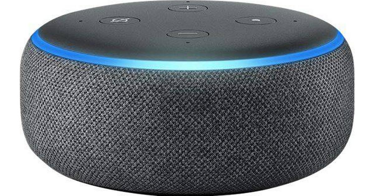 amazon echo dot 3rd generation compare prices. Black Bedroom Furniture Sets. Home Design Ideas