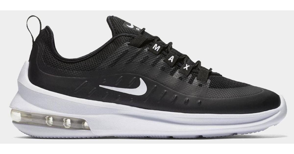 sneakers for cheap efb44 4fee0 Nike Air Max Axis - White Black - Sammenlign priser hos PriceRunner