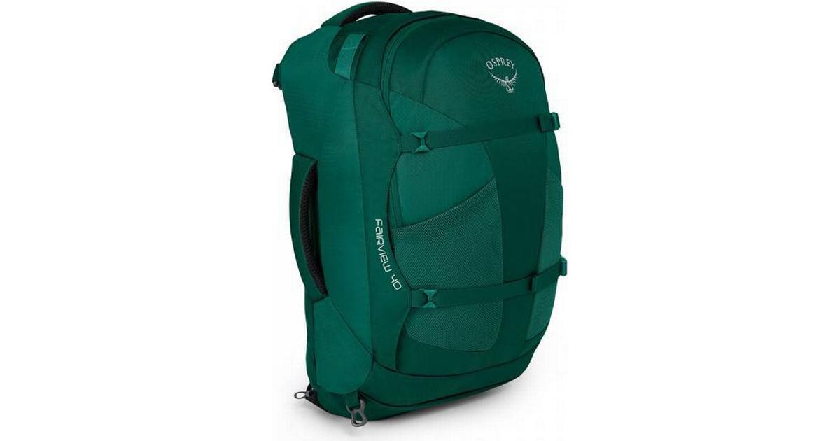 Osprey Fairview 40 - Rainforest Green - Hitta bästa pris ... 5a45b560eb6d7