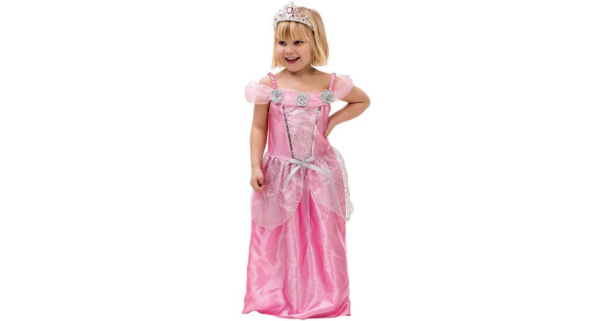 Hisab Joker Prinsessa Dress Lilly Pink - Hitta bästa pris ... 4426b64c617c1