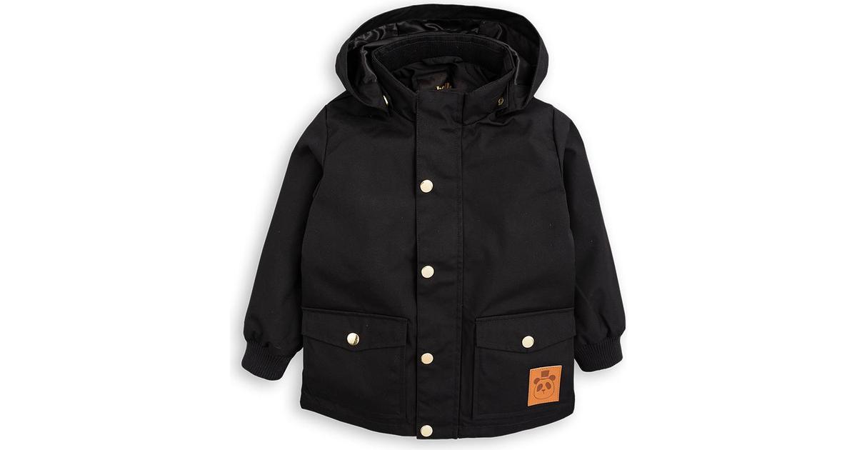 532d6831acb Mini Rodini Pico Jacket - Black (871010699) - Sammenlign priser hos  PriceRunner