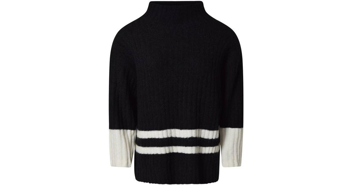 061d9dcf4c59 By Malene Birger Paprikana Sweater - Black - Hitta bästa pris, recensioner  och produktinfo - PriceRunner