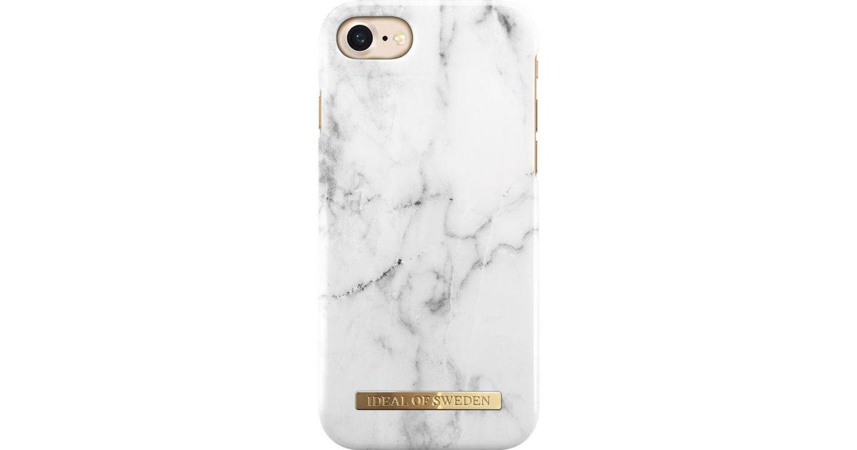 iDeal of Sweden White Marble Fashion Case (iPhone 8 7 6 6S) - Hitta bästa  pris 3b71de1bc9ea0