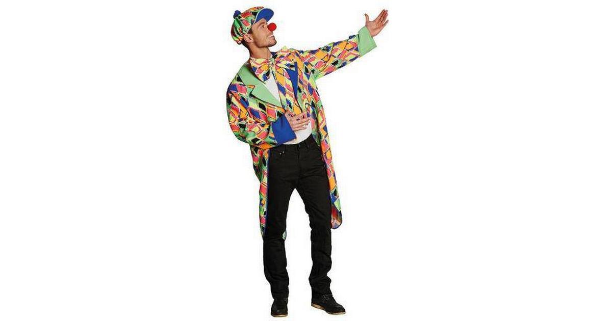 Rubies Clown Frack - Hitta bästa pris 33a2c78ff1666