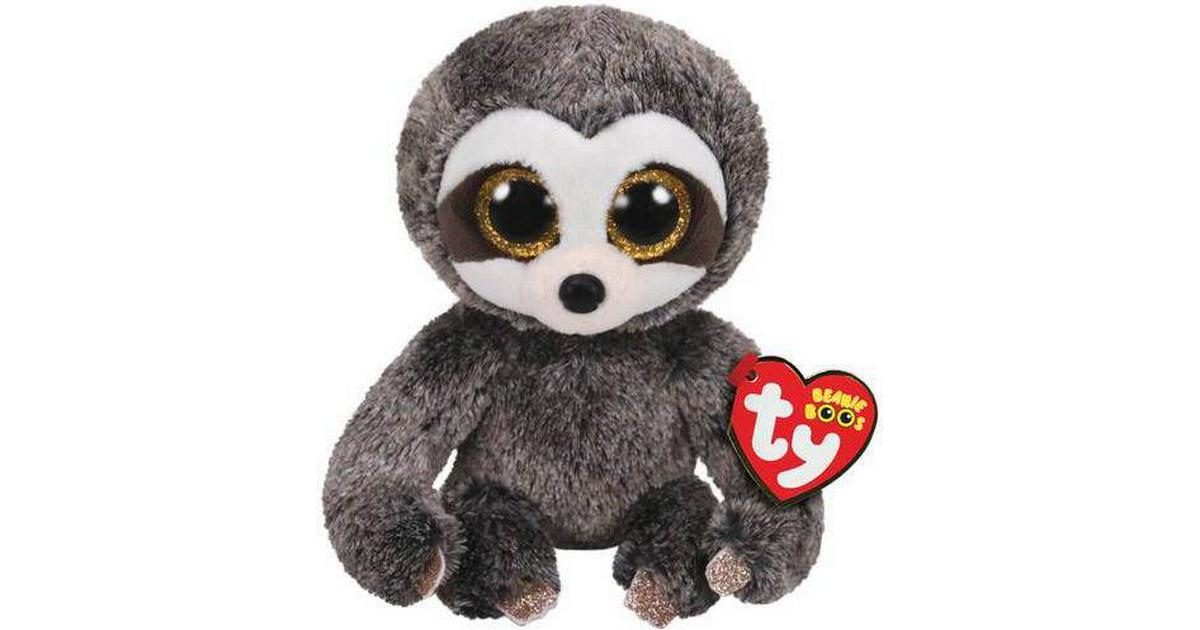 TY Beanie Boos Dangler Sloth 15cm - Compare Prices - PriceRunner UK 38b3a8d34887