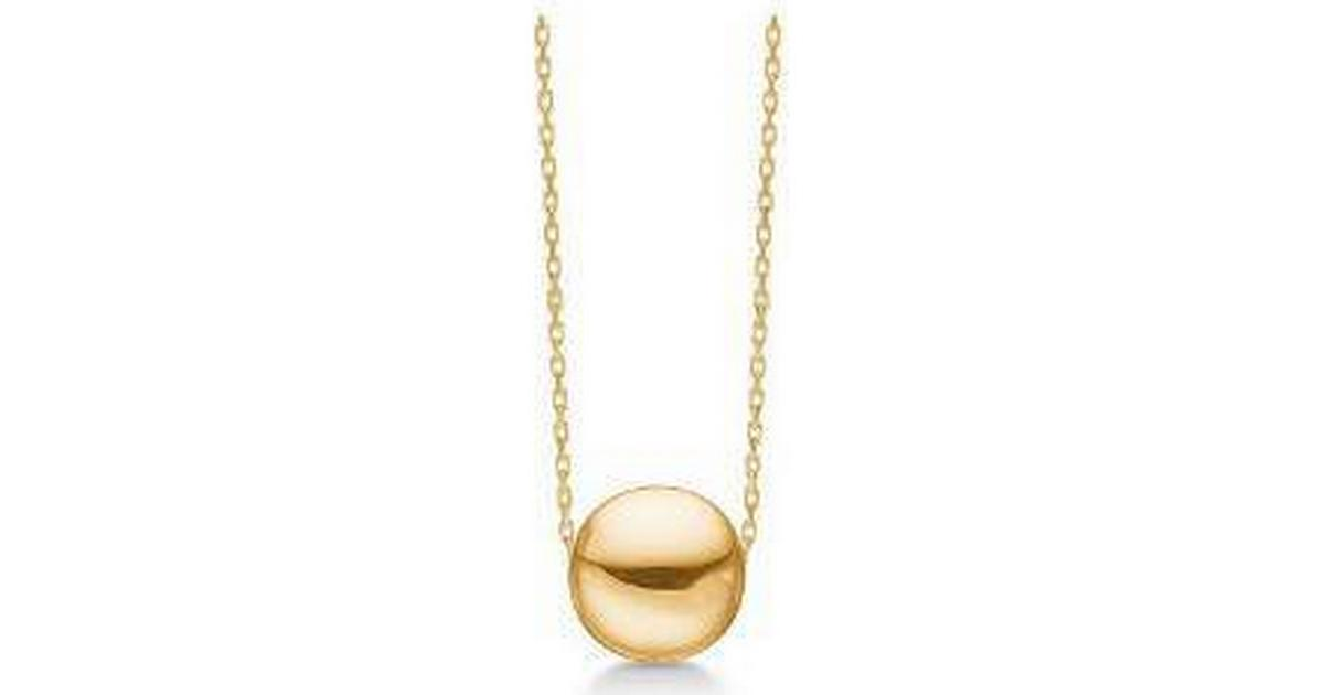 184322a42c3 Mads Z Ball Gold Pendant (3330124) - Sammenlign priser hos PriceRunner
