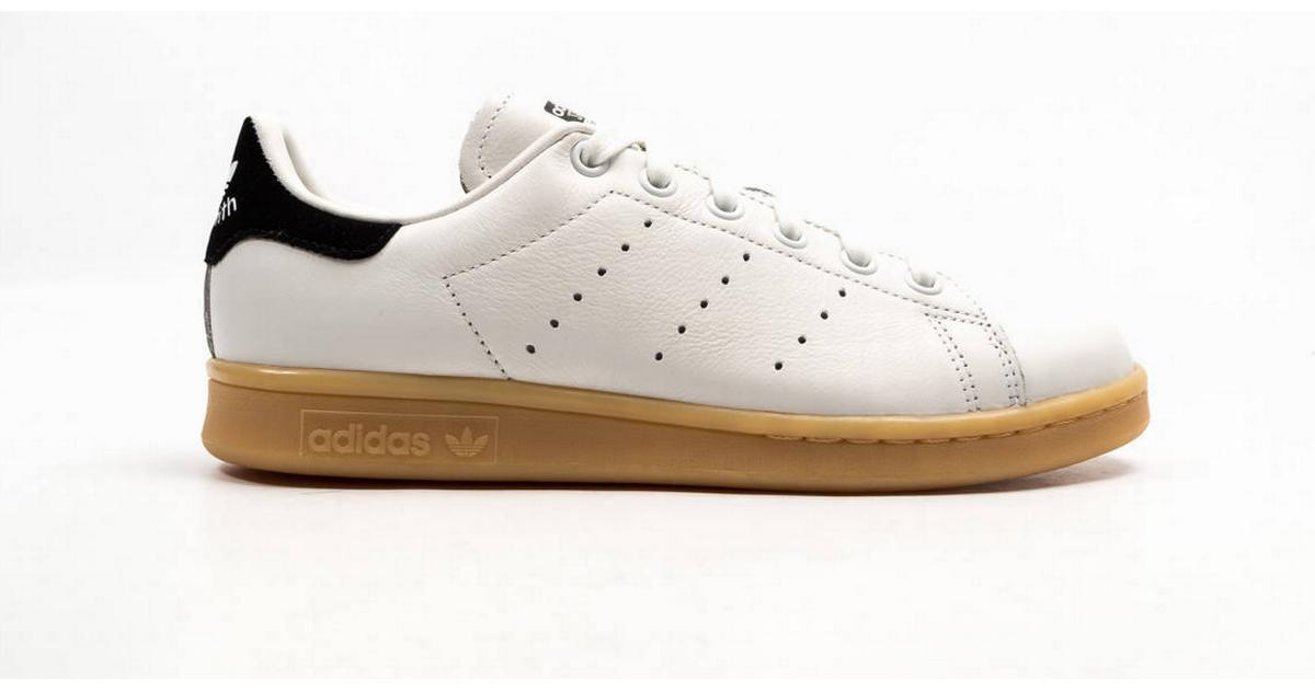 1690673d Adidas Stan Smith - White/Black - Sammenlign priser hos PriceRunner