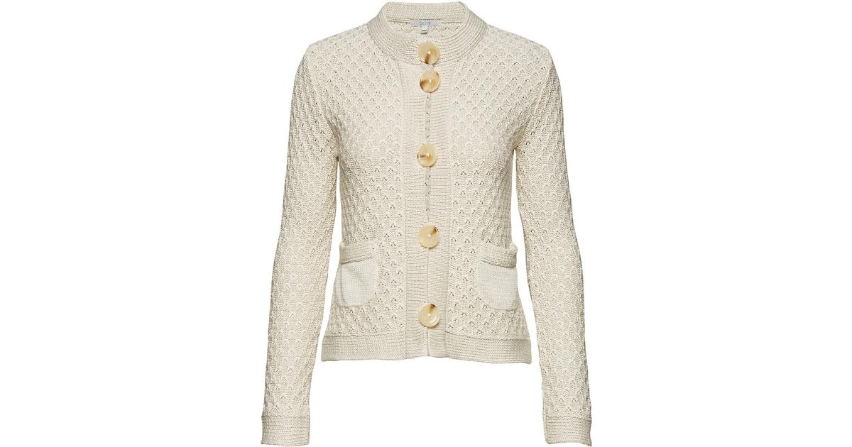 8497e1d799d8 Dagmar Fortuna Cotton Sweater - Off White - Hitta bästa pris, recensioner  och produktinfo - PriceRunner