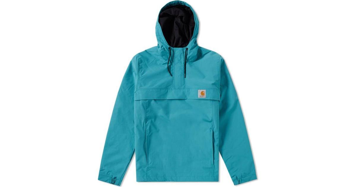 19badcc5 Carhartt Winter Nimbus Pullover - Soft Teal - Sammenlign priser hos  PriceRunner