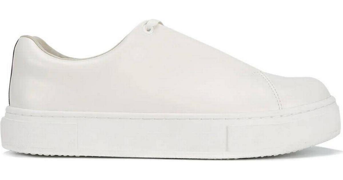 393f6ead017 Eytys Doja Leather White - Hitta bästa pris, recensioner och produktinfo -  PriceRunner