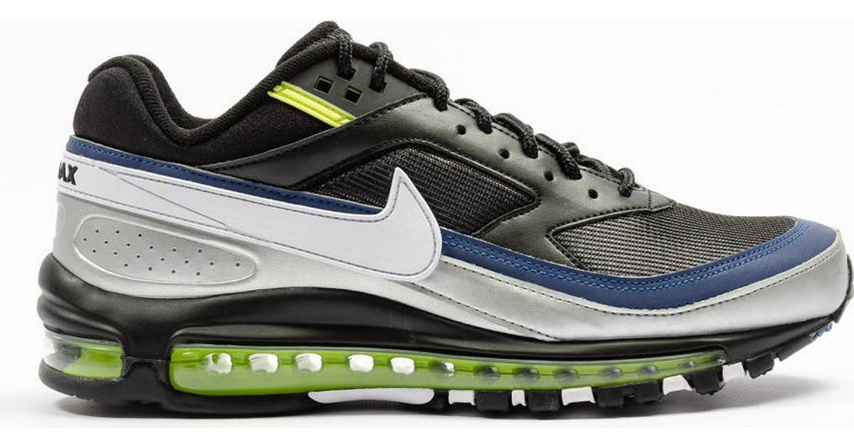 online retailer 4ef61 e7281 Nike Air Max 97 Bw - Black Metallic Silver Atlantic Blue White - Hitta  bästa pris, recensioner och produktinfo - PriceRunner