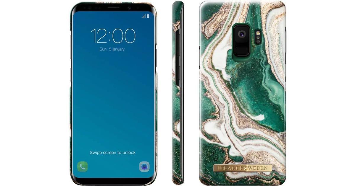 iDeal of Sweden Golden Jade Marble Fashion Case (Galaxy S9) - Hitta bästa  pris 2dc8b2f09a1e4