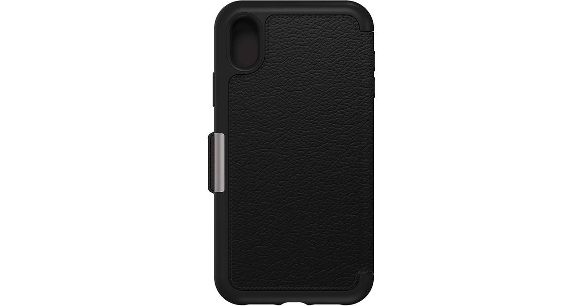 cheaper 718e5 ab11b OtterBox Strada Series Folio Case (iPhone XR)