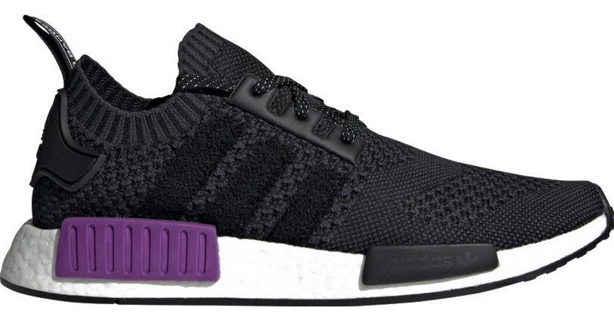 cb88215e5b2 Adidas NMD_R1 Primeknit - Black/Purple - Hitta bästa pris, recensioner och  produktinfo - PriceRunner
