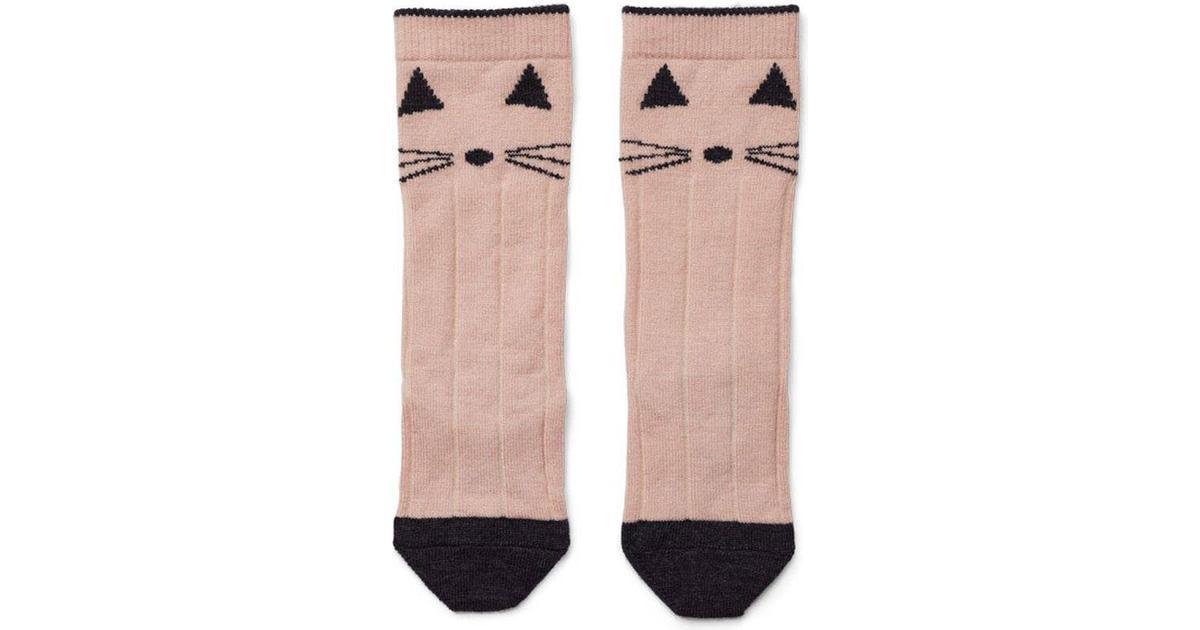 a567dd0f Liewood Sofia Knee Socks Cat - Sweet Rose - Hitta bästa pris, recensioner  och produktinfo - PriceRunner