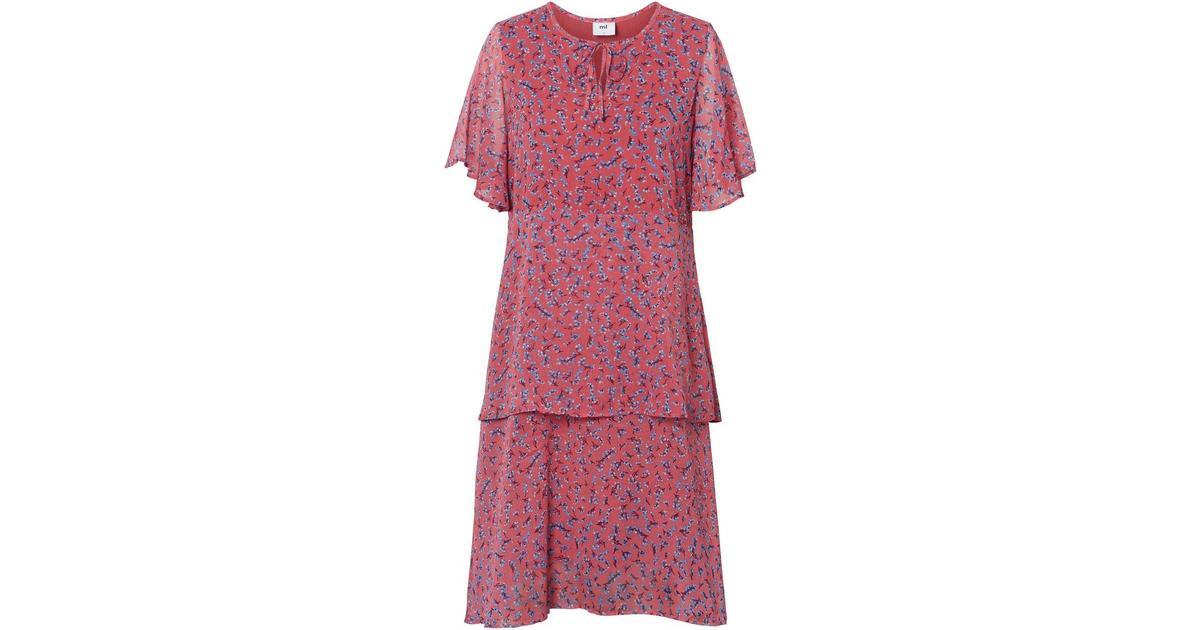 2d403fd9d Mama.licious Printed Nursing Dress Red/Claret Red (20009525)
