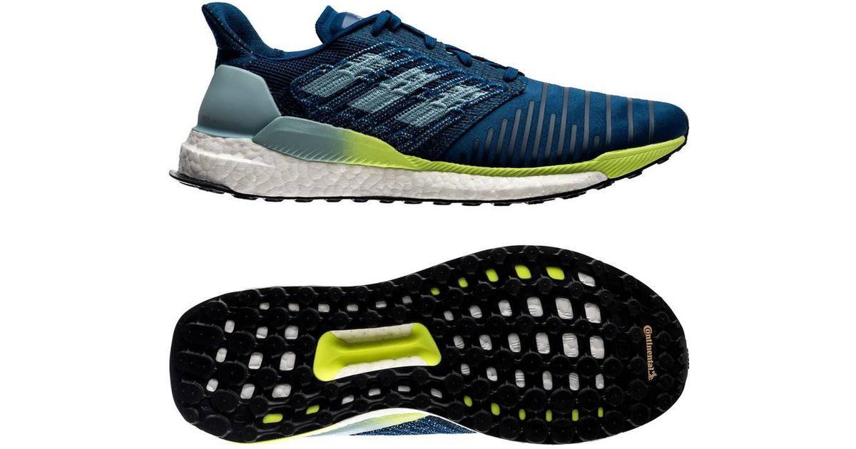 best website eceff 4f4ce Adidas Solarboost M - Blue Grey Yellow - Hitta bästa pris, recensioner och  produktinfo - PriceRunner