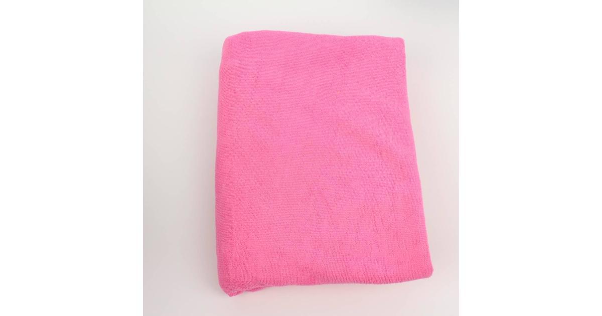 Microfiber Handdukar Rosa (140x70cm) - Hitta bästa pris 87ff0dc83479b