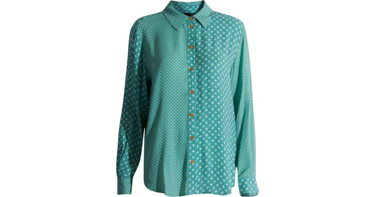 afcd55d15f7 Stine Goya Maxwell Shirt - Circles Mint - Sammenlign priser hos PriceRunner