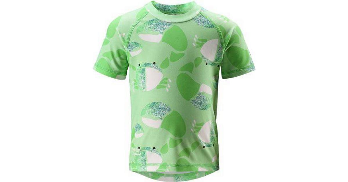 dfb0c4df7 Reima Toddlers' Swim Shirt Azores - Pastel Green (516351-8073) - Sammenlign  priser hos PriceRunner