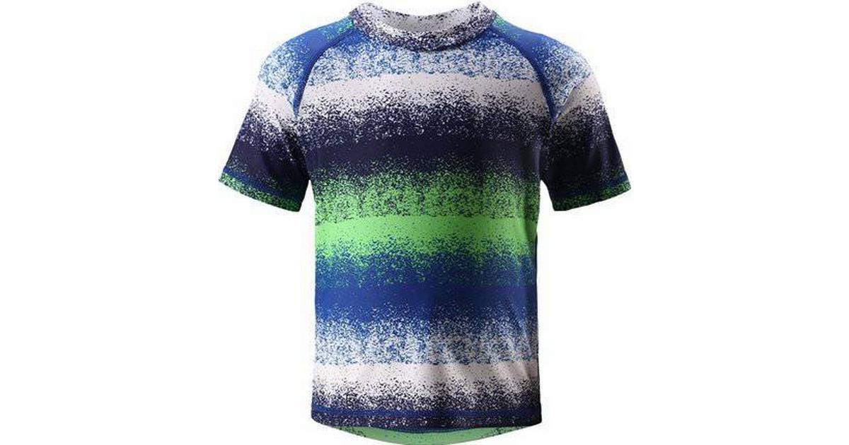 06ef75b91 Reima Toddlers' Swim Shirt Azores - Blue (516351-6645) - Sammenlign priser  hos PriceRunner