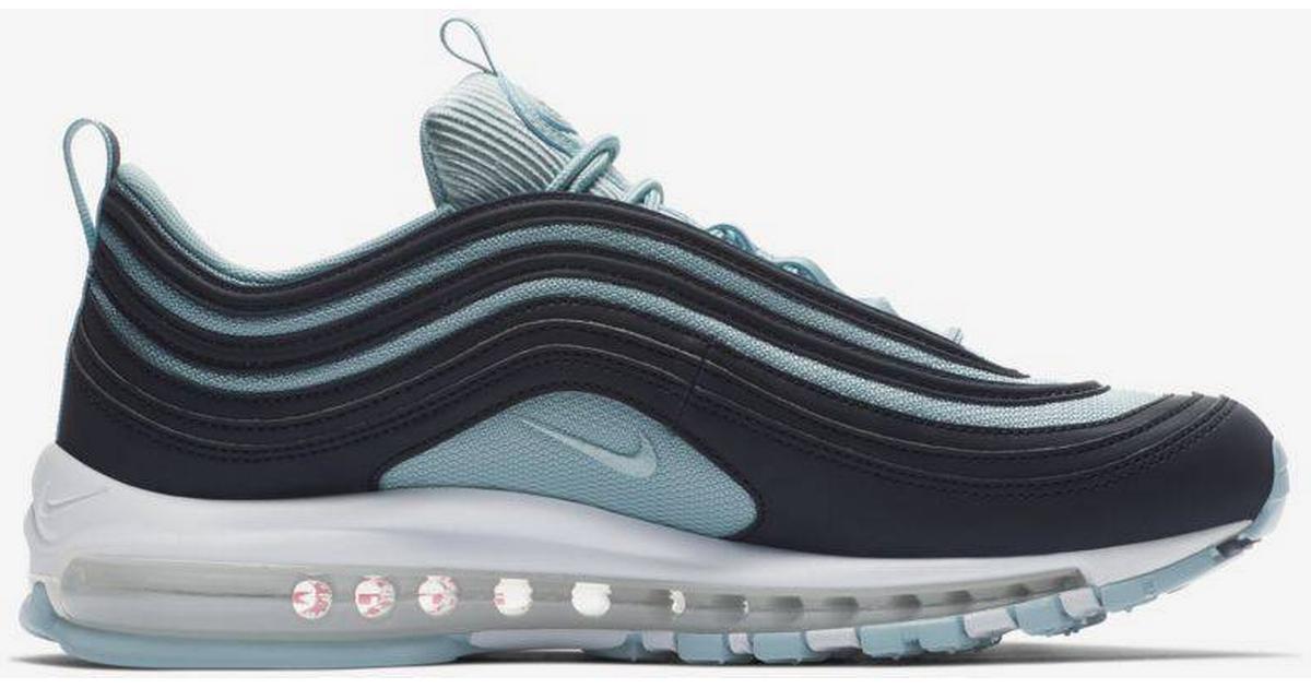 Herr Nike Air Max 97 Skor BlaRodVit