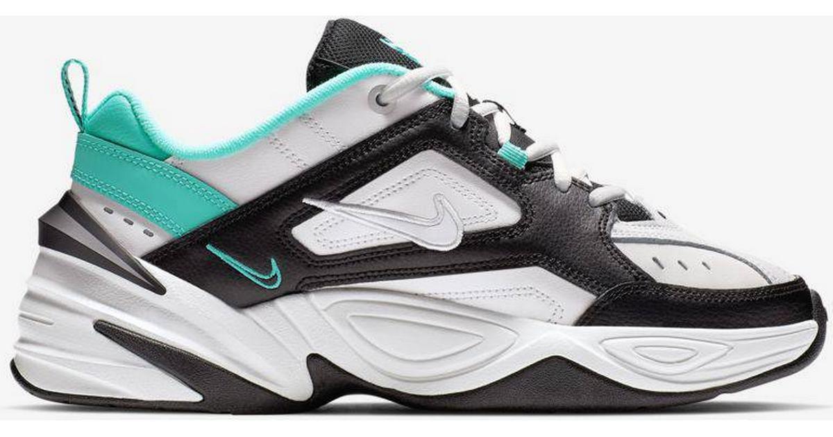 8ae041176e5 Nike M2K Tekno - Summit White/Black/Hyper Jade/Summit White - Sammenlign  priser hos PriceRunner