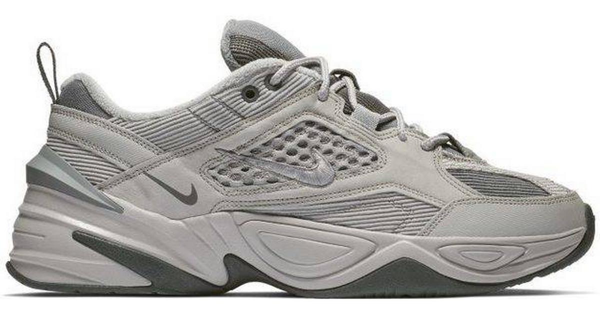 809230e2c30 Nike M2K Tekno SP - Atmosphere Grey/Dark Grey/White/Gunsmoke - Sammenlign  priser hos PriceRunner