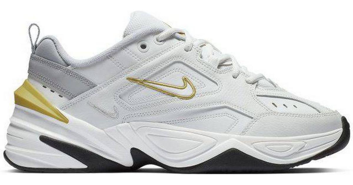 6c73f8e37f9 Nike M2K Tekno Platinum - Tint/Wolf Grey/Summit White/Celery - Sammenlign  priser hos PriceRunner