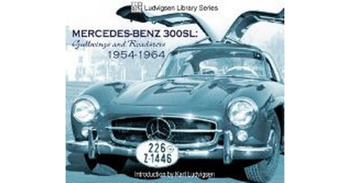 mercedes benz 300sl gullwings and roadsters 1954 1964 compare prices pricerunner uk. Black Bedroom Furniture Sets. Home Design Ideas