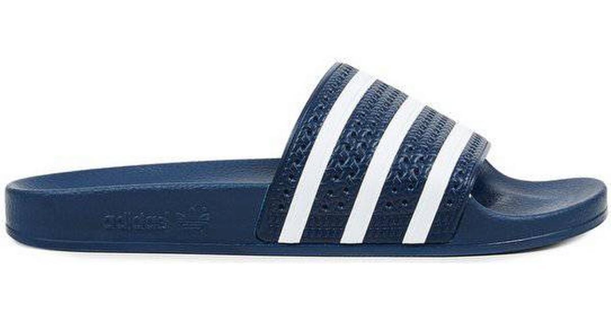 the best attitude 74b0f c54cb Adidas Adilette - Adi BlueWhiteAdi Blue - Hitta bästa pris, recensioner  och produktinfo - PriceRunner