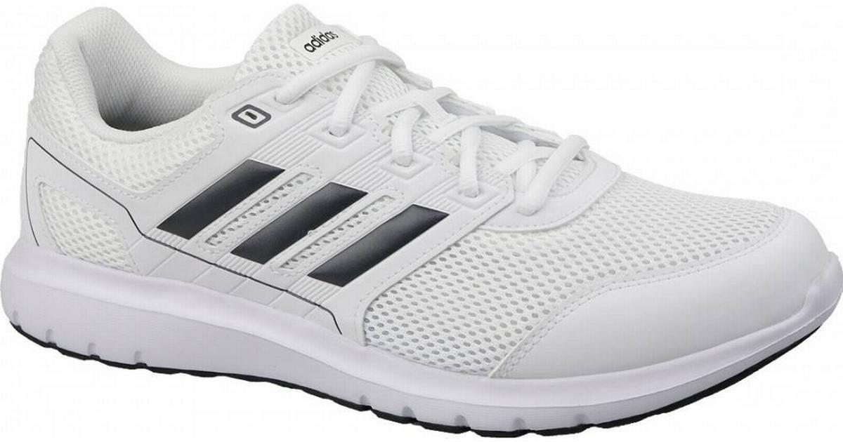 huge discount 2457a 6552d Adidas Duramo Lite 2.0 - WhiteBlack - Sammenlign priser hos