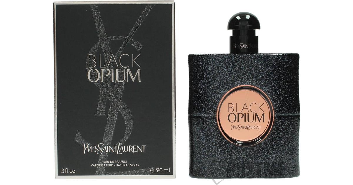 401a212b2453 Yves Saint Laurent Black Opium EdP 90ml - Compare Prices - PriceRunner UK