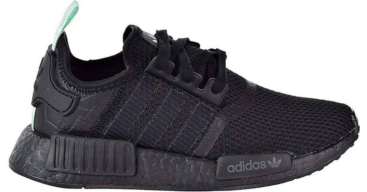 4bce248efbc Adidas NMD_R1 - Core Black/Core Black/Clear Mint - Hitta bästa pris,  recensioner och produktinfo - PriceRunner
