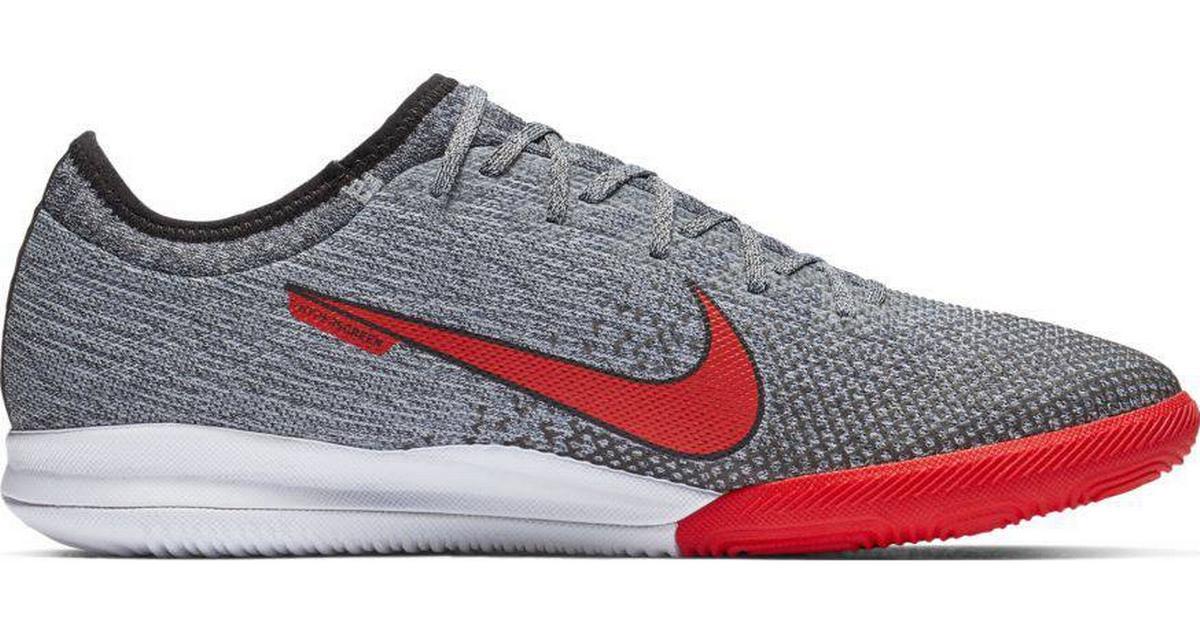 best sneakers 94e7c c4b18 Nike MercuriaLX Vapor XII Pro Neymar IC - Black/White/Red - Sammenlign  priser hos PriceRunner